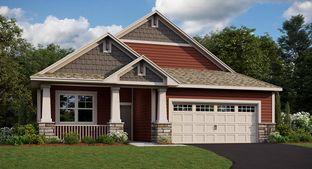 Brighton Patio - Calarosa - Lifestyle Villa Collection: Cottage Grove, Minnesota - Lennar