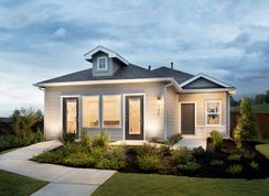 Durbin - Sun Chase - Cottage Collection: Del Valle, Texas - Lennar