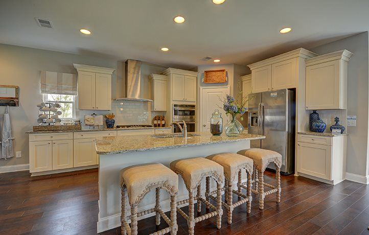 Kitchen featured in the MANSFIELD By Lennar in Charleston, SC