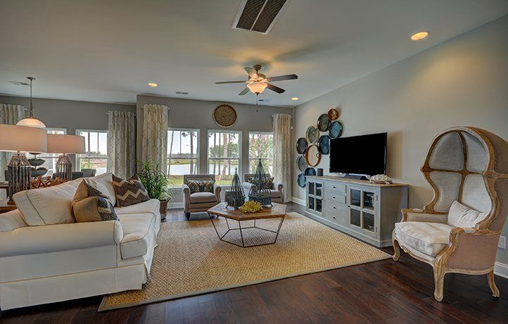 Living Area featured in the MANSFIELD By Lennar in Charleston, SC