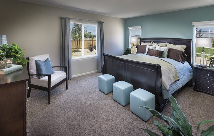 Bedroom featured in The Shire By Lennar in Reno, NV
