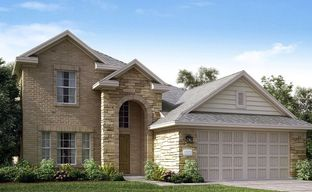 Still Creek Ranch - Wildflower Collection by Lennar in Houston Texas