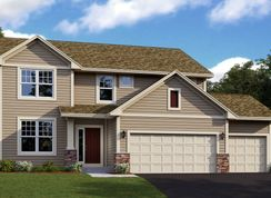Lewis EI - Laurel Creek - Discovery Collection: Osseo, Minnesota - Lennar