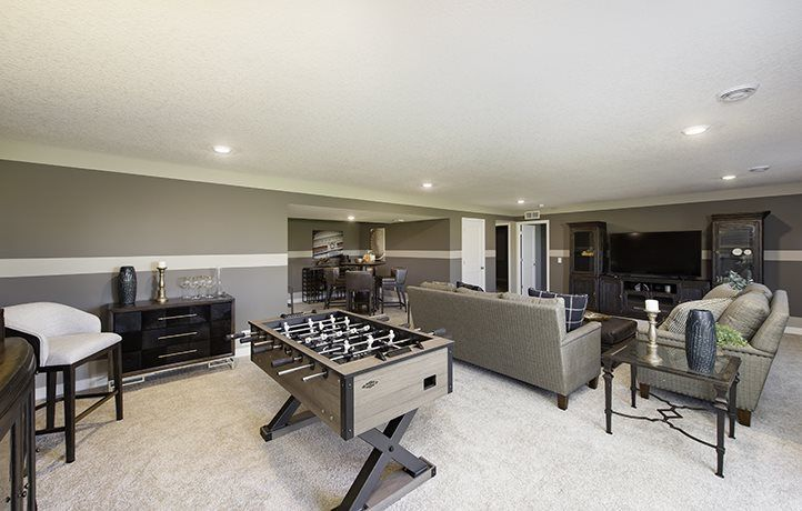 Living Area featured in the Carlisle  EI By Lennar in Minneapolis-St. Paul, MN