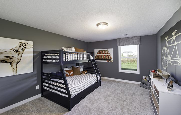 Bedroom featured in the Carlisle  EI By Lennar in Minneapolis-St. Paul, MN