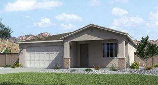 The Juniper - Homestead at Kiley Ranch: Sparks, Nevada - Lennar