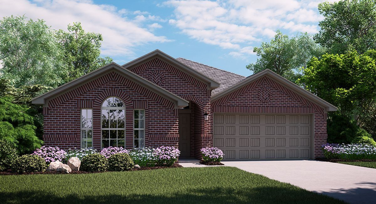 Exterior featured in the Hawthorn By Lennar in Dallas, TX