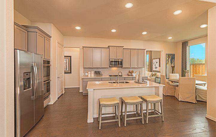 Kitchen featured in the Hepburn By Lennar in Fort Worth, TX