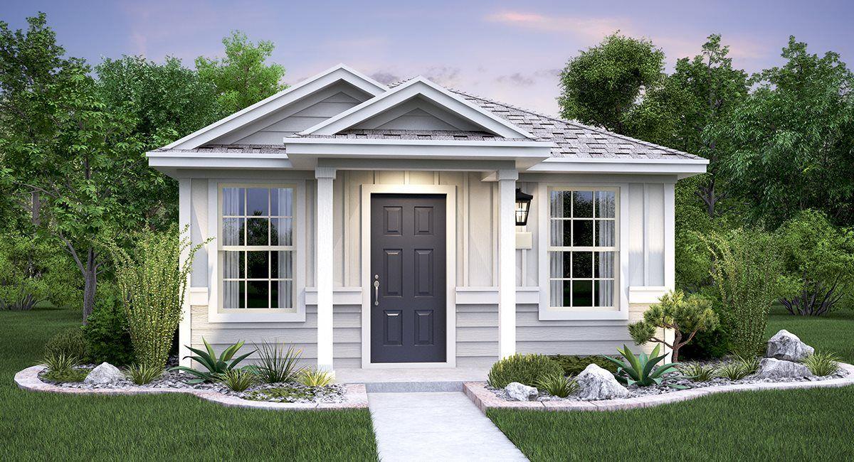 'Mission Del Lago - Barrington, Cottage, SH, WM Collections' by Lennar - San Antonio Homebuilding in San Antonio