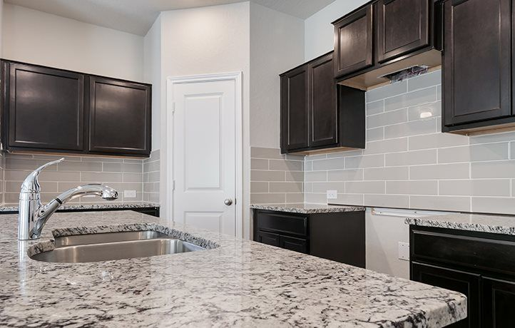 Kitchen featured in the Bexley By Lennar in San Antonio, TX