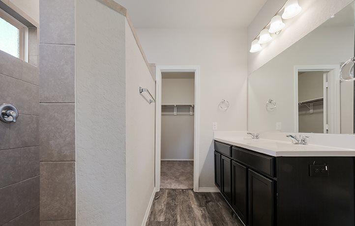Bathroom featured in the Bexley By Lennar in San Antonio, TX