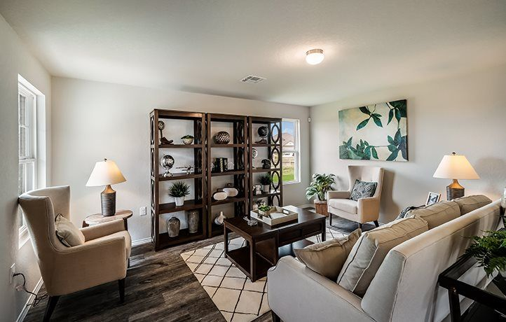 Living Area featured in the Durbin By Lennar in San Antonio, TX