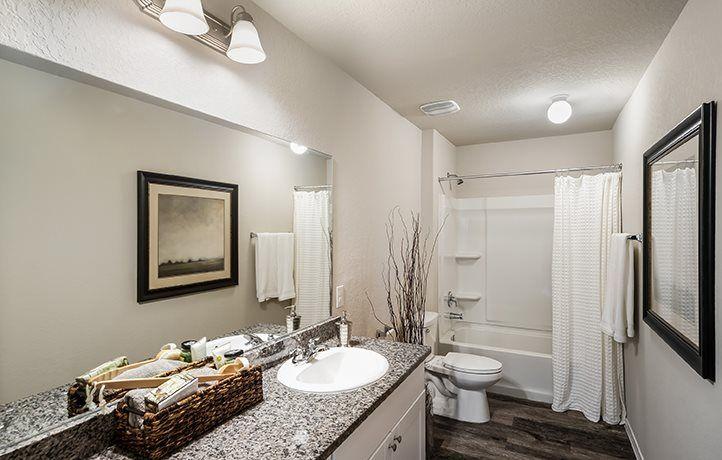 Bathroom featured in the Durbin By Lennar in San Antonio, TX