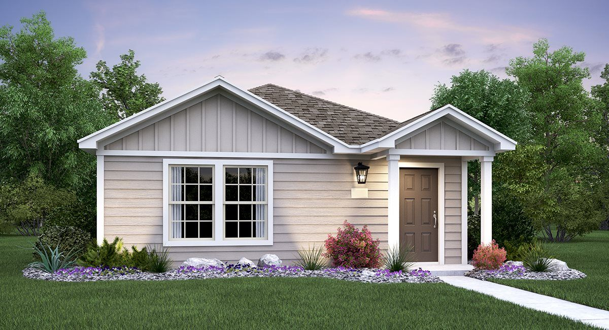 Exterior featured in the Montour By Lennar in San Antonio, TX