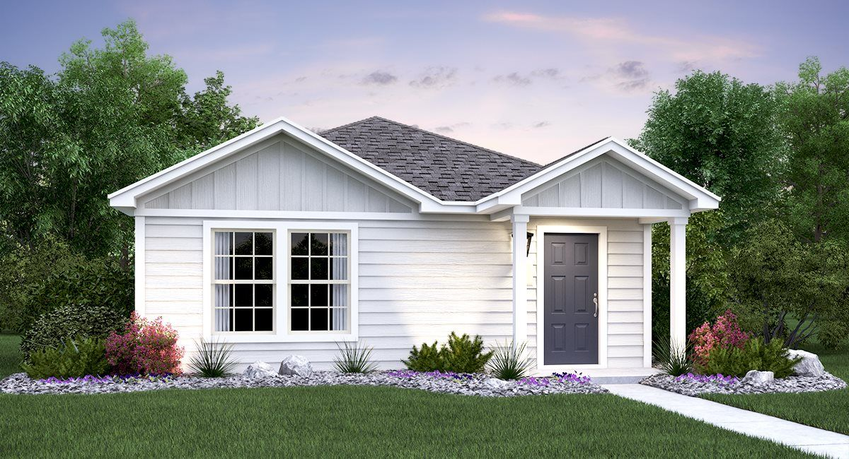 Exterior featured in the Cambria By Lennar in San Antonio, TX