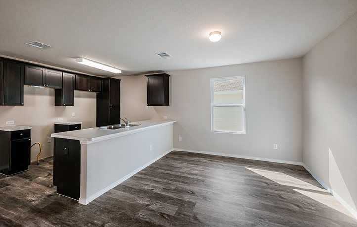 Kitchen featured in the Cambria By Lennar in San Antonio, TX