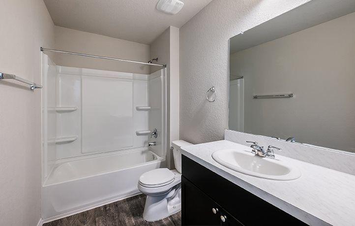 Bathroom featured in the Cambria By Lennar in San Antonio, TX