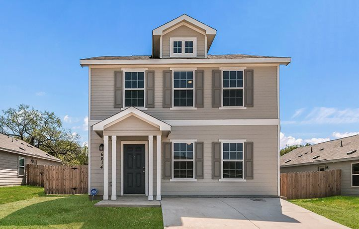 Exterior featured in the Rosedale By Lennar in San Antonio, TX
