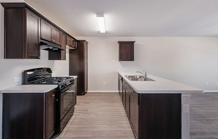 Kitchen featured in the Rosedale By Lennar in San Antonio, TX