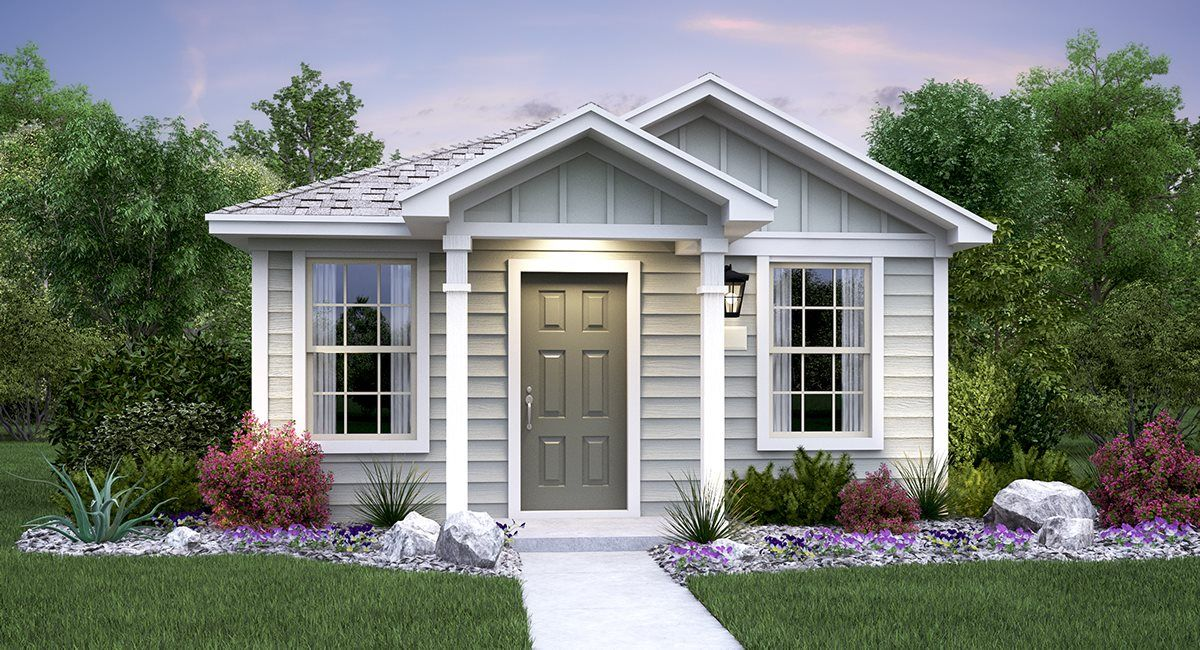 Exterior featured in the Bristol By Lennar in San Antonio, TX