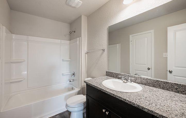 Bathroom featured in the Bristol By Lennar in San Antonio, TX