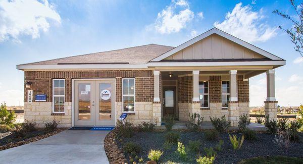 Bradwell Model Home