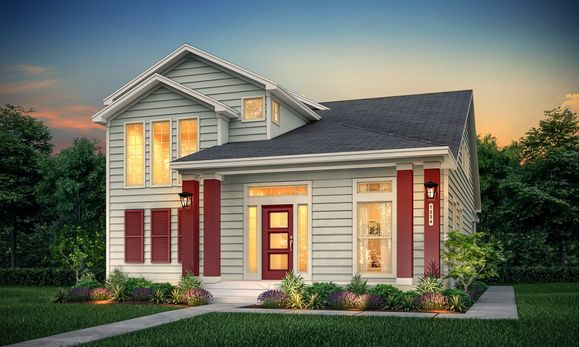 Bungalow Collection, The Saybrook D