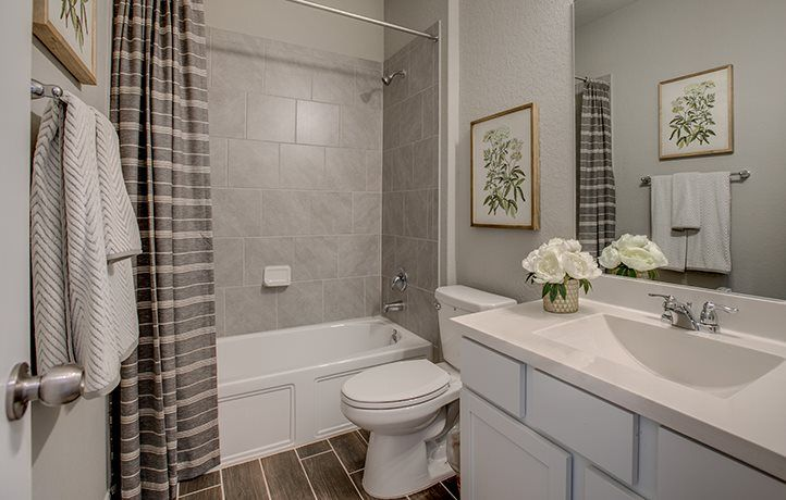 Bathroom featured in the Rosso By Lennar in San Antonio, TX