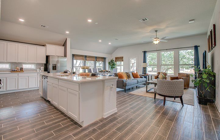 Living Area featured in the Rosso By Lennar in San Antonio, TX