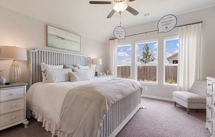 Bedroom featured in the Madura By Lennar in San Antonio, TX