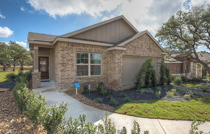Exterior featured in the Houghton By Lennar in San Antonio, TX