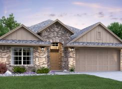 Gilson - Voss Farms - Barrington, Brookstone II & Westfield: New Braunfels, Texas - Lennar