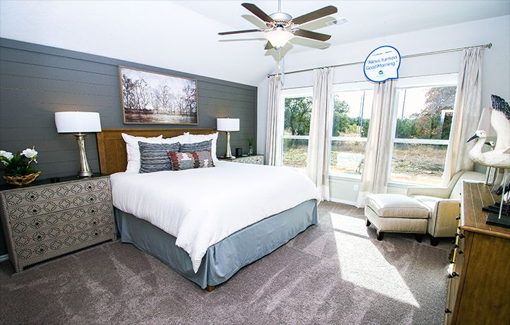 Bedroom featured in the Gilson By Lennar in San Antonio, TX
