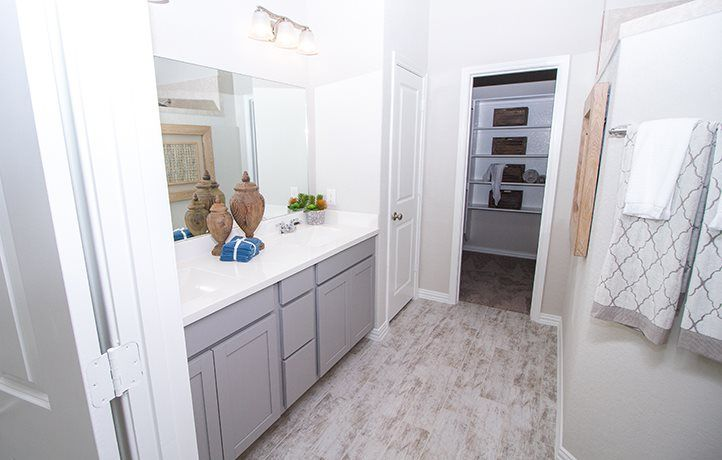 Bathroom featured in the Gilson By Lennar in San Antonio, TX