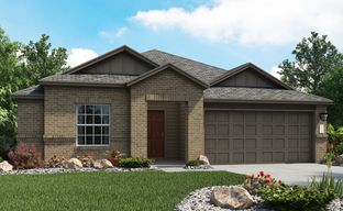 The Crossings - Brookstone II & Westfield Collections by Lennar in San Antonio Texas