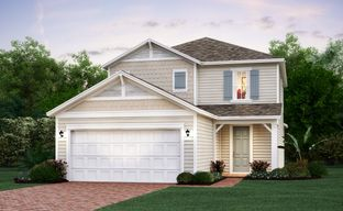 Bannon Lakes - Seacrest Harbor at Bannon Lakes by Lennar in Jacksonville-St. Augustine Florida