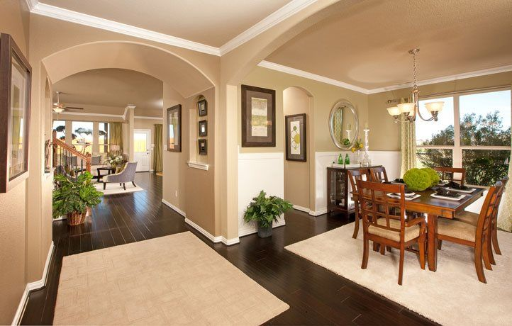Living Area featured in the Alabaster By Lennar in Fort Worth, TX