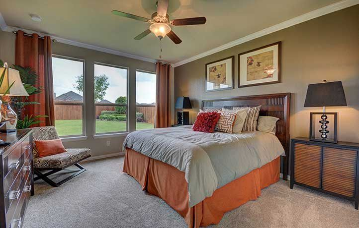 Bedroom featured in the Terrazzo By Lennar in Fort Worth, TX