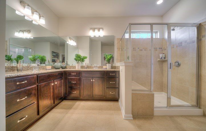 Bathroom featured in the Dover By Lennar in Charlotte, NC