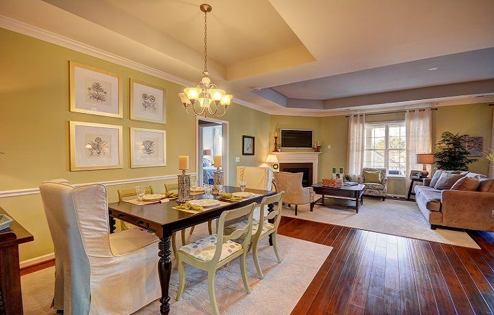 Living Area featured in the Avon Basement By Lennar in Norfolk-Newport News, VA