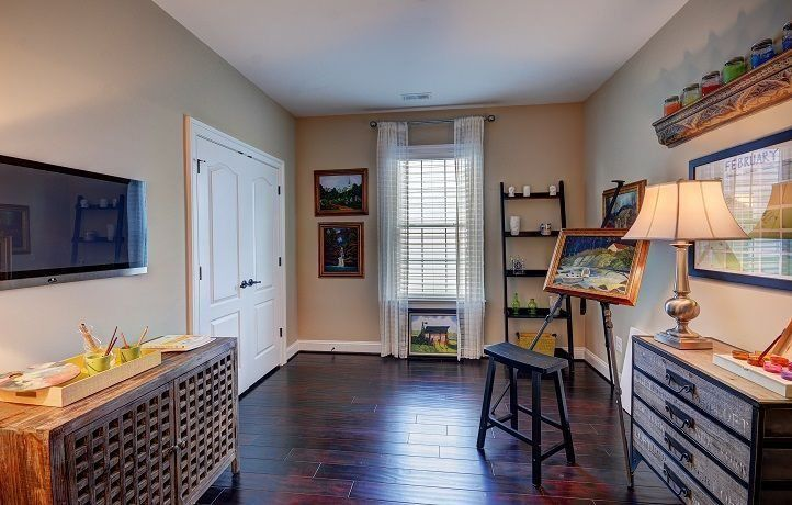 Living Area featured in the Huntley By Lennar in Norfolk-Newport News, VA
