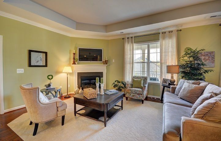 Living Area featured in the Avon By Lennar in Norfolk-Newport News, VA