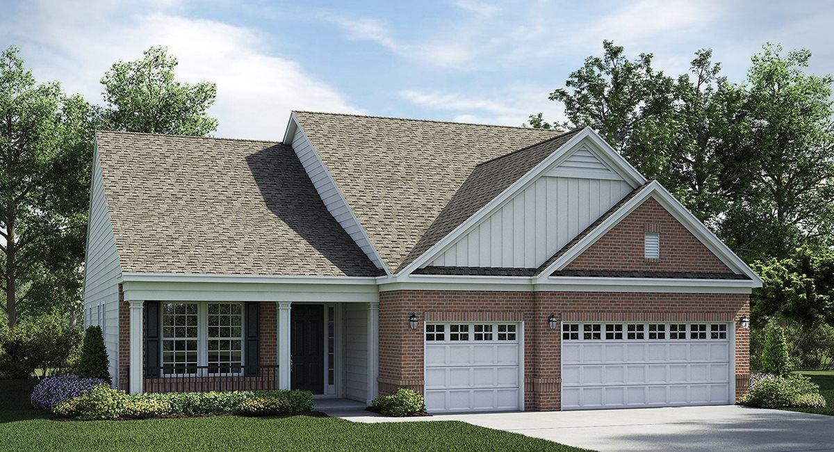 Exterior featured in the Claremont By Lennar in Norfolk-Newport News, VA