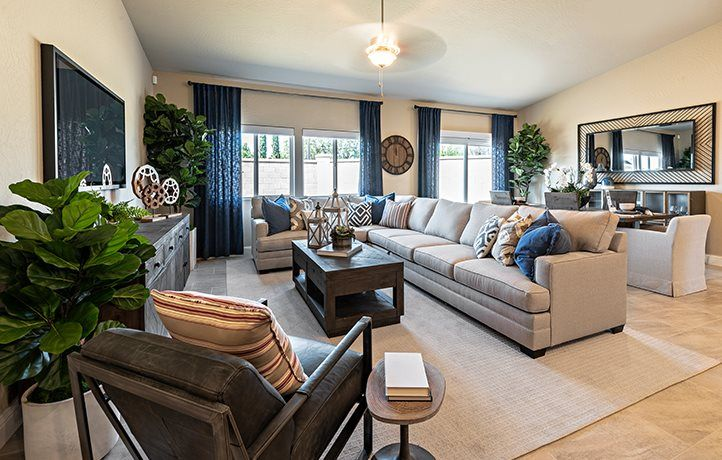 Living Area featured in the Sugar Pine - Next Gen By Lennar in Bakersfield, CA