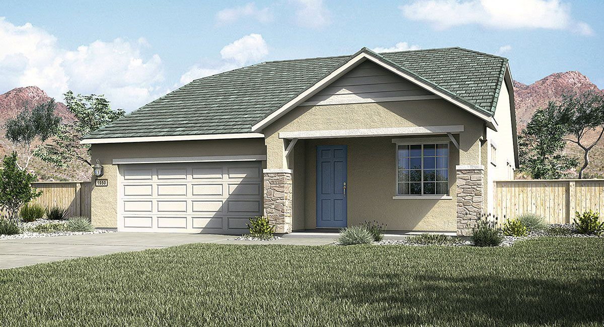 Exterior featured in The Juniper By Lennar in Reno, NV