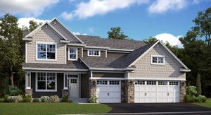 homes in Fair Haven - Landmark Collection by Lennar