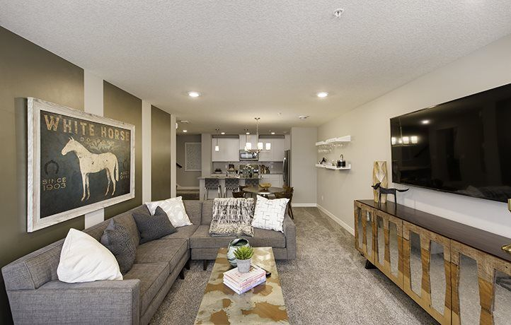 Living Area featured in the Revere EI By Lennar in Minneapolis-St. Paul, MN