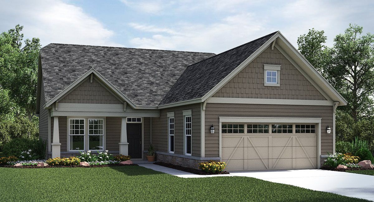 Exterior featured in the Avon By Lennar in Norfolk-Newport News, VA