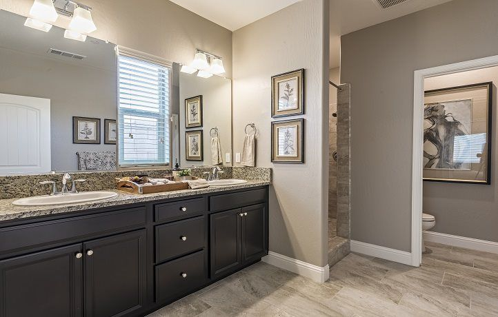 Bathroom featured in the Duchess By Lennar in Bakersfield, CA