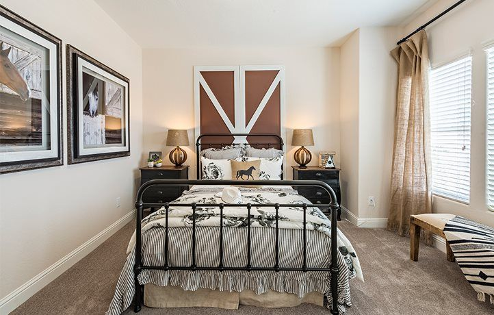 Bedroom featured in the Duchess By Lennar in Bakersfield, CA
